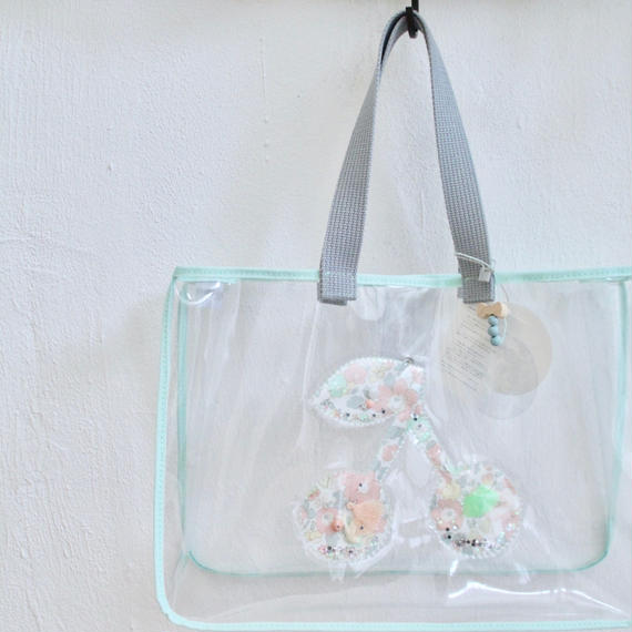 cherry KIDS pool bag LARGE sample
