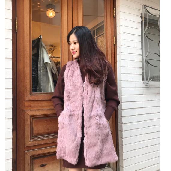 REALレディファーベスト【ドレスやワンピースのアウターにも♡】