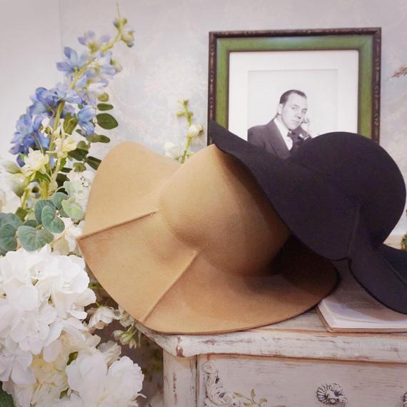 エルザ女優帽