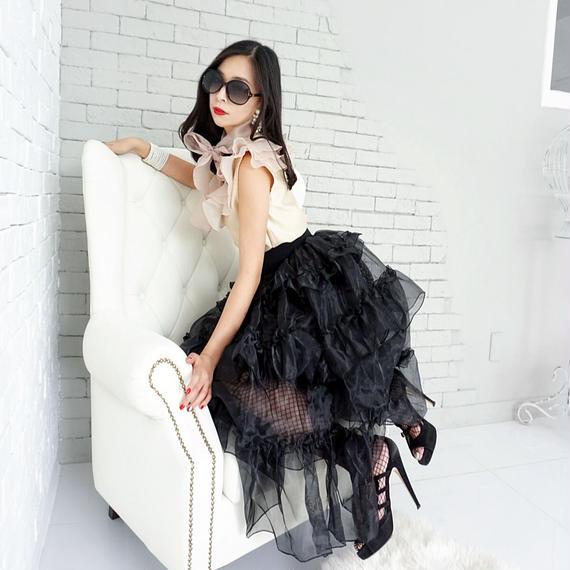 【ボンキュベルト付き】女王ドレススカート【限定販売】