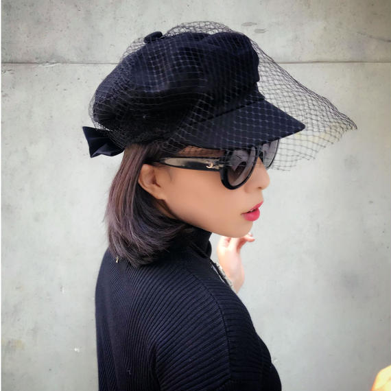 エレガンスMARRY帽