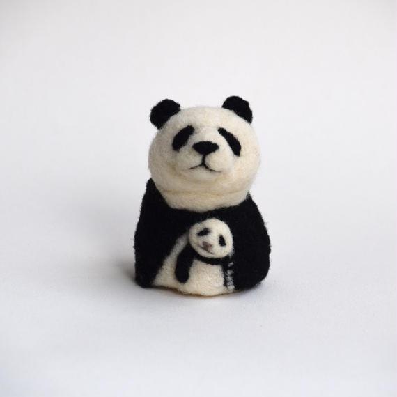 パンダ親子A うちの子どう?シリーズ