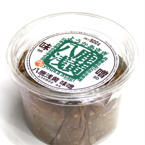 八鹿浅黄味噌 500g