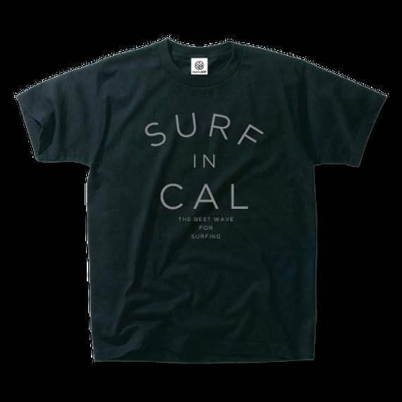 SURF IN CALIFORNIA  Tee  【Black】
