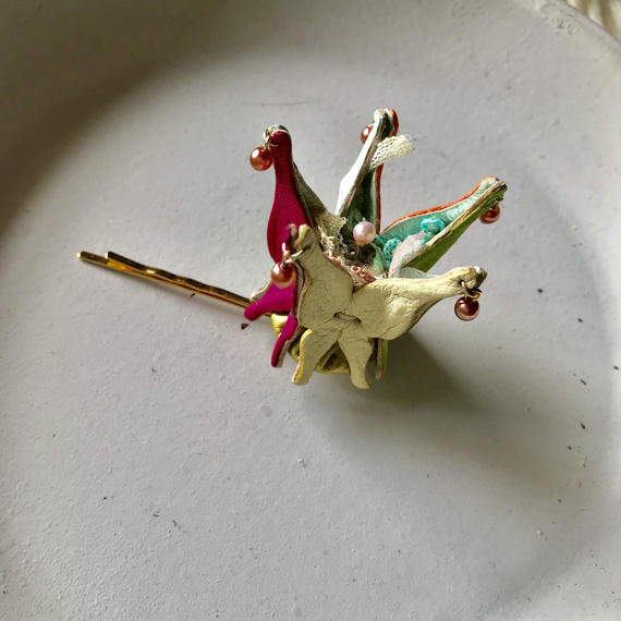 Butterfly crown Hairpin