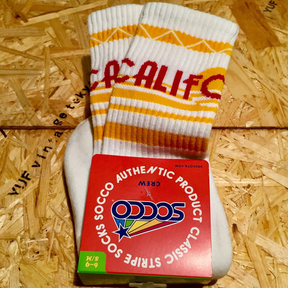 SOCCO SOCKS  California san