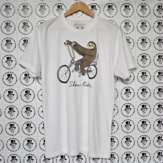 SLOW   RIDER   by   RIOT  SOCIETY  T shirt