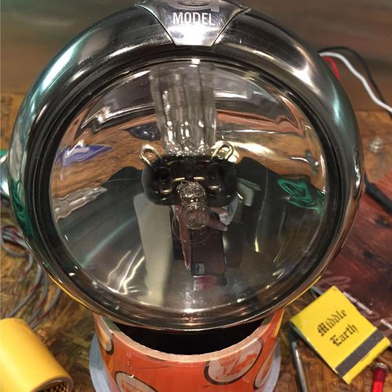 UNITN  H-1  vintage フォグランプ  12v