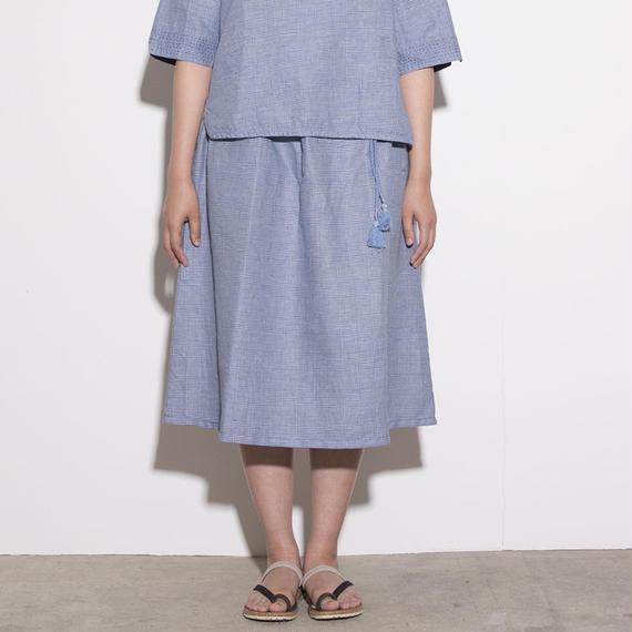 Slow Hands / Blue Skirt