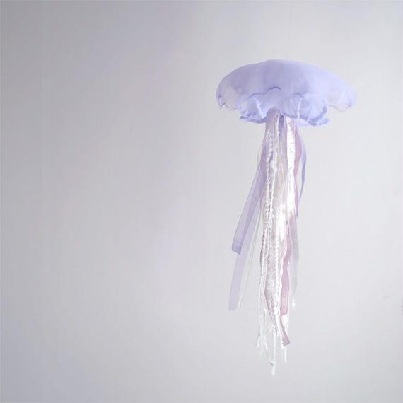 Jellyfish mobile(パープル) ミニサイズ