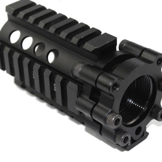 M4 M16用 ピカティニーレール 電動ガン ハンドガード レール サバゲ―