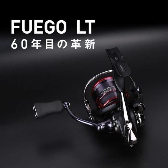 日本未発売 US daiwa フエゴ Fuego LT 2500XH ストラディックci4