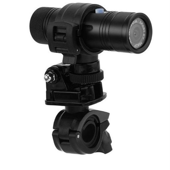 サバイバルゲーム用アクションカメラマイクロSD小型バレットタイプガンカメラなどに最適