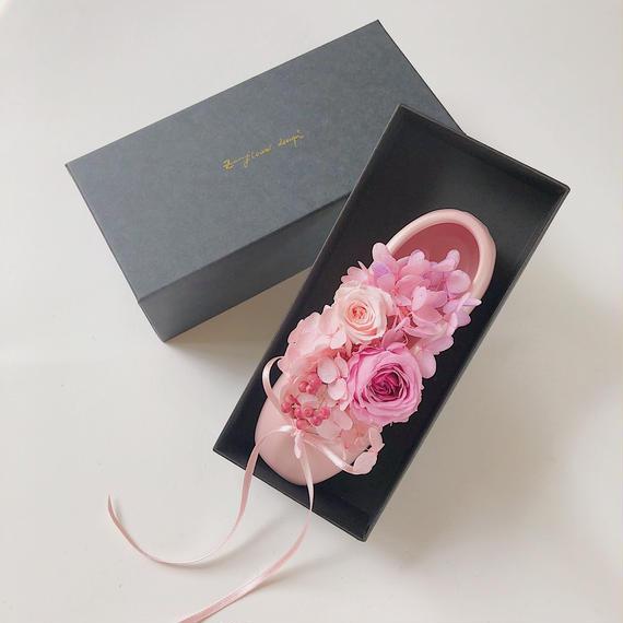 トウシューズアレンジメント(pink)