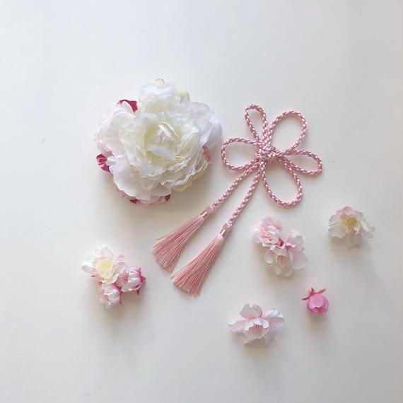 桜 ヘアピンセット
