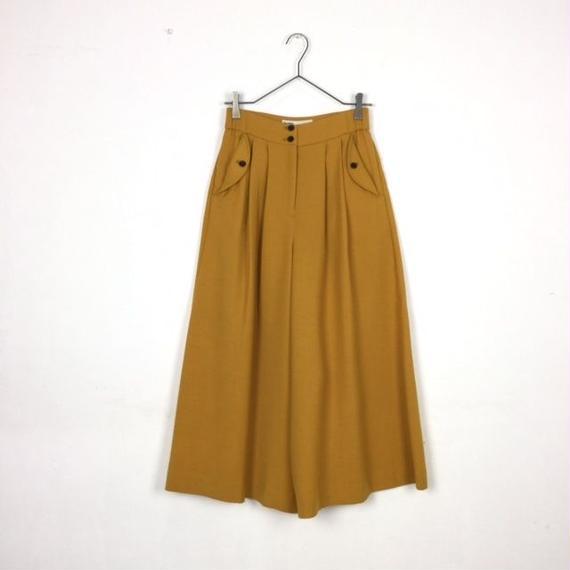 [isato]スカート風パンツ