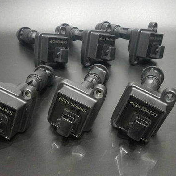 HIGHSPARK IGNITION COIL トヨタ JZX90 ツアラーV マークⅡ チェーサー クレスタ