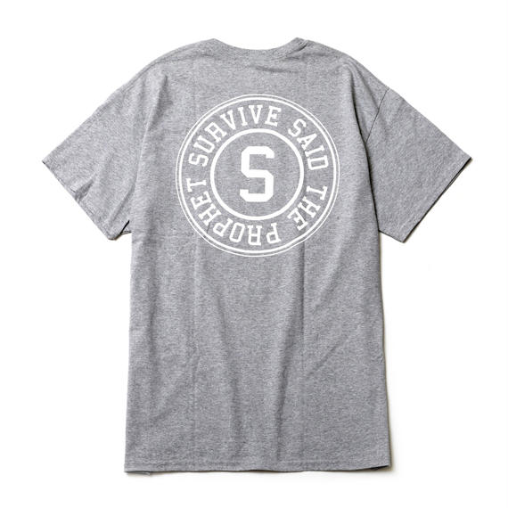 Survive Said The Prophet / BBL TEE (GRAY)