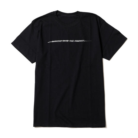Survive Said The Prophet / FADE OUT TEE (BLACK)