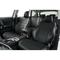 "Premium Fit Seat Cover for SUBARU LEVORG ""Black × Blue Stitch"""