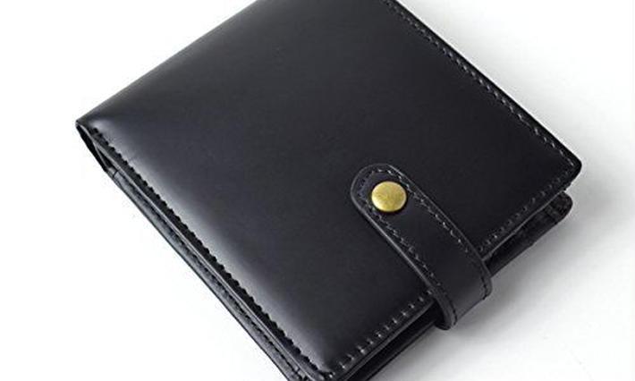 紳士用短財布
