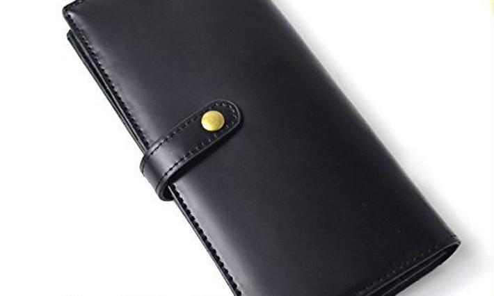 紳士長財布