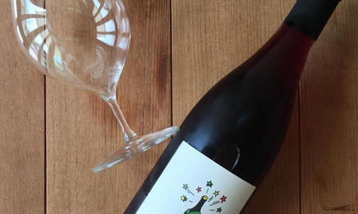 Vin rouge/赤