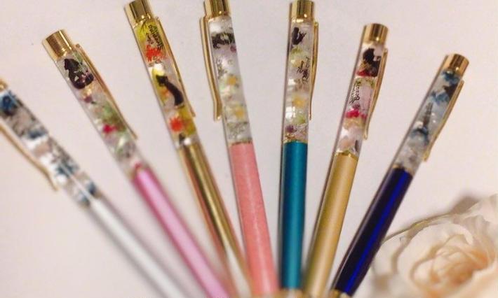 ハーバリウム ボールペン