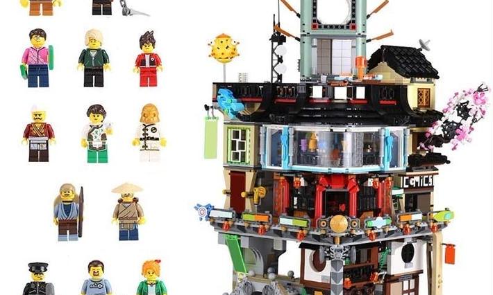 レゴ互換品