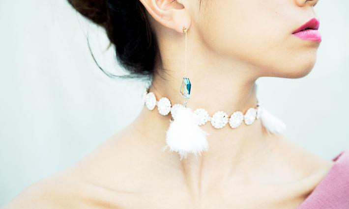pierce & earring