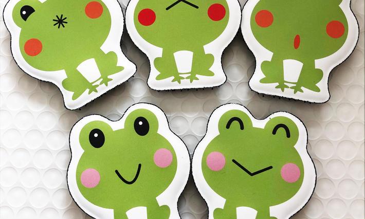 蛙シリーズ