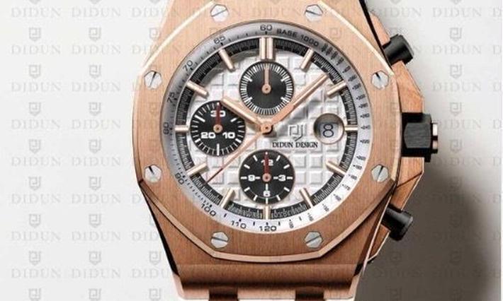 Didun design 腕時計