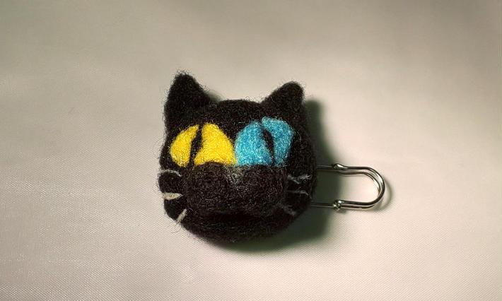 猫モチーフアクセサリー【雫ンち】