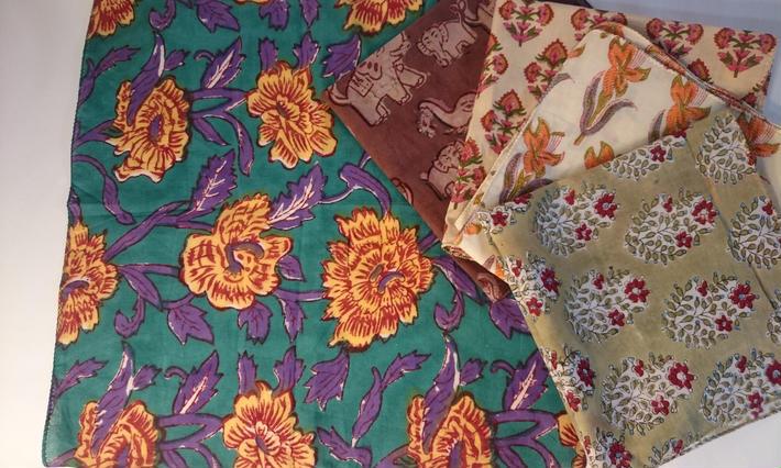 ・オリジナルハンカチ/handkerchief