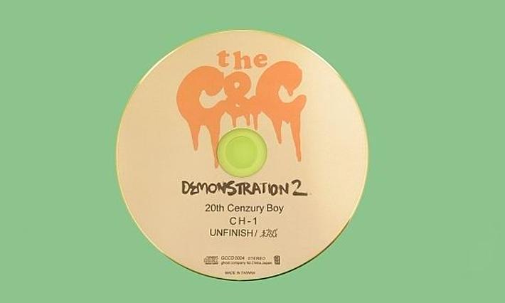 the C&C -  Audio CD