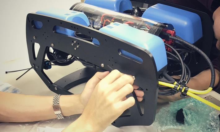 BlueROV2(キット・部品)