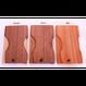 木のカードケース - lens -  <京指物の職人が作った持ち運べる工芸品> 天然の広葉樹とビー玉で作っています