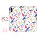 おすしっぷんiPhone8Plus/iPhone7Plus/6Plus/6sPlus/AndroidL手帳型スマホケース