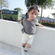 kids★simple wide T-shirt