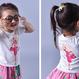 kids★Barbie   T-shirt