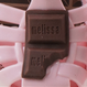 ☆正規輸入☆ミニメリッサ☆mini melissa☆板チョコが可愛いラバーサンダルベビー用(ピンク)★セレブキッズ チョコレート ラバーシューズ