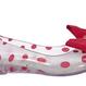 ☆正規輸入☆ミニメリッサ☆mini melissa☆Disneyコラボのミニーちゃんドットラバーシューズ(赤)Minnie Mouse
