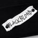 Blackblond BBD Side Patch Long Beanie (Black)