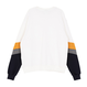 Motivestreet PRISM SWEAT SHIRT (Ivory)