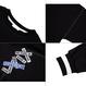 Motivestreet POCKET PATCH SWEAT SHIRT (Black)