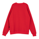 Motivestreet SLOGAN SWEAT SHIRT (Red)