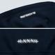 Blackblond Reflective Smile Logo Hoodie (Navy)