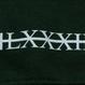 Blackblond BBD Graffiti Number Hoodie (Green)