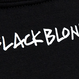 『BLACKBLOND』Innocent Crime Crewneck Champion Ver. (Black)