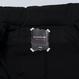 Blackblond Reflective Logo Oversize Short Padding (Black)